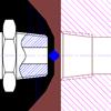 определение типа и размерности дюймового конического NPT фитинга по резьбе и форме ниппеля