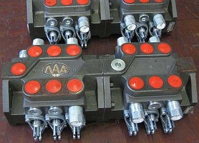 гидрораспределитель шестисекционный RM-316