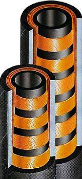 гидрошланг РВД навивочной конструкции SEL POWERSTREAM R13 EN 856 R13 SAE 100 R13 PS-R13/397