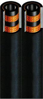 гидрошланг РВД оплеточной сдвоенной конструкции SEL TWINSTREAM 2SC DIN EN857 2SC TWHWB325