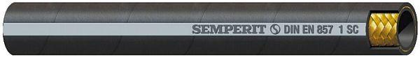 гидрошланг РВД оплеточной конструкции SEMPERIT 1SC EN 857 ISO 11237-1