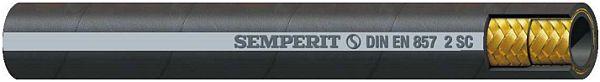 гидрошланг РВД оплеточной конструкции SEMPERIT 2SC EN 857 ISO 11237-1 SAE 100 R16S