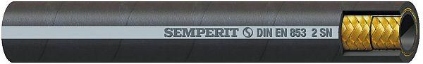 гидрошланг РВД оплеточной конструкции SEMPERIT 2SN EN853 SAE 100R2AT