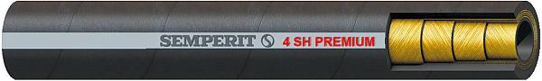 гидрошланг РВД навивочной конструкции SEMPERIT DIN EN856 4SH – MSHA approved