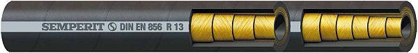 гидрошланг РВД навивочной конструкции SEMPERIT SAE 100 R13 EN856 ISO 3862-1