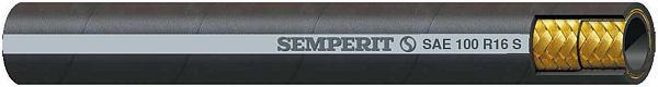 гидрошланг РВД оплеточной конструкции SEMPERIT SAE 100 R16 ISO 11237-1 R16