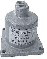 Исполнительные пневматические механизмы: пневмопривод поступательный привод поступательный П-П11, П-П12, П-П21, П-П22