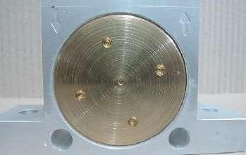 Исполнительные пневматические механизмы: роликовый вибратор пневматический П-РВ х УХЛ4