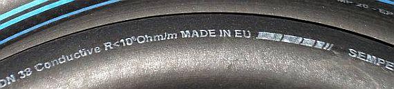 Шланг для воздуха и воды SEMPERIT MP 20 EPDM