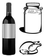 Пищевые шланги для алкогольных и безалкогольных напитков, жиросодержащих и кисломолочных продуктов, пищевых эмульсий, растворов и взвесей