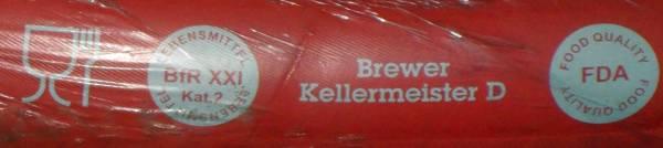 Рукав SEMPERIT LM1-EPDM Brewer/Kellermeister D для алкогольных, безалкогольных напитков, нежирных продуктов и продуктов содержащих жир