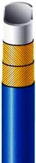 Рукав промышленный для очистки SEMPERIT LM3 NBR Lebensmittel/Dampf/Food/Steam PN 6 bar 164°С