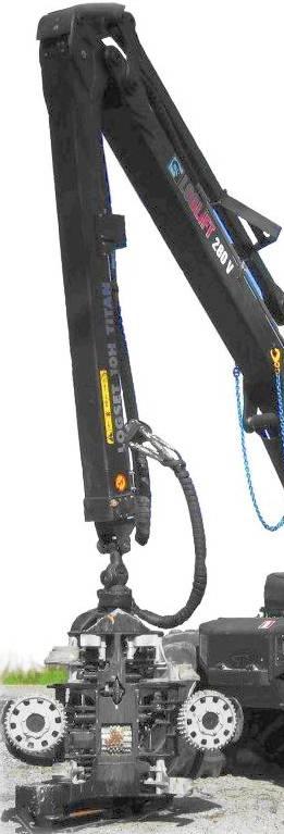 Шланги для Loglift ремонт и производство для манипуляторов