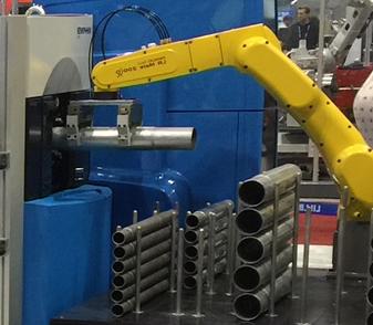 управление роботом от обжимного пресса FINN-POWER UC Control