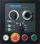 Панель управления FINN-POWER IS для пульта C2 и интегрированного блока управления