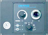 Панель управления FINN-POWER IS в моделях P