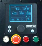 Панель управления FINN-POWER VS для пульта C2 и интегрированного блока управления