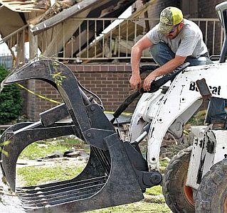 ремонт гидравлических шлангов с мобильным прессом OP Spl TUBOMATIC H 46