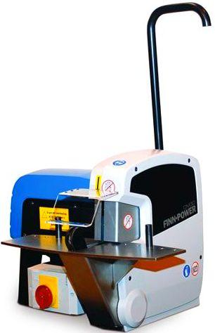 Отрезной настольный станок Finn-Power CM30 для резки любых шлангов размером до 2 дюймов