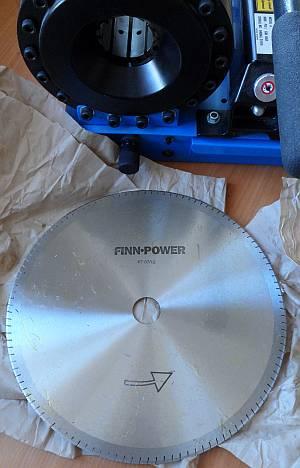 Отрезные диски на станок для резки гидрошлангов РВД