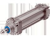 Исполнительные пневматические механизмы: пневмоцилиндр ПЦ1412, ПЦВс, ПЦВб,  реле давления, блок подготовки воздуха, блок кондиционирования воздуха, редукционный клапан, маслораспылитель