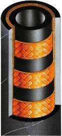 SEL COLDSTREAM WOOD ISO 1307 W3-CSHWB300 -50°С гидрошланг три оплетки -50°С