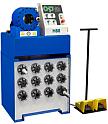 Радиальный обжимной пресс TUBOMATIC H88 EL для опрессовки гидрошлангов РВД Италия OP Slr