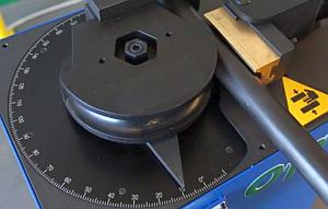 Трубогиб электрический OP С50EL CURVC50EL для металлической трубы до 50мм
