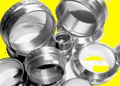 Врезные кольца DIN3861 ISO 8434-1 DIN 2353 для накидной гайки на трубы DIN2391 Rastelli Raccordi TN88 TD88