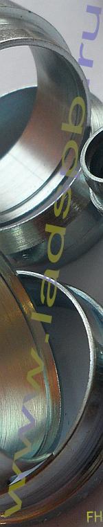Труба гидравлическая высокого давления DIN 2391 соединения DIN 2353 с врезным кольцом ISO 8434-1