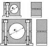 Одинарный трубный крепеж DIN3015/1 колодки DIN 3015 легкой серии