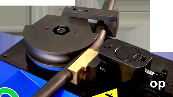 дорновый автоматический трубогиб