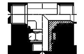 адаптер тройник Т-образный ввертной с наружной резьбой BSP штуцер-штуцер-штуцер