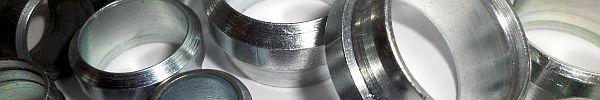 врезное кольцо для накидной гайки ISO 8434-1 DIN 2353 TN81 TD81 трубное соединение