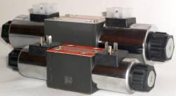 одноступенчатые гидравлические распределители плитового исполнения