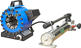 Мобильный пресс для обжатия гидрошлангов OP Spl TUBOMATIC H64PM