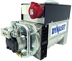 Гидравлические генераторы Dynaset